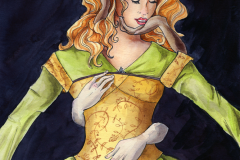 The Magicians' Lady